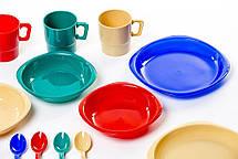 Набор посуды пластиковой Tramp (TRC-053), фото 3