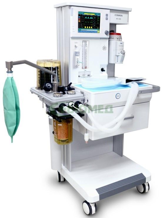 Аппарат наркозно - дыхательный  AX-400