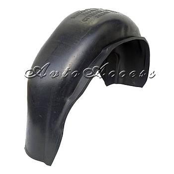 Підкрилки Citroen Berlingo (1996-2008) зад./пара (Mega Locker) (з бортиком, під саморізи)