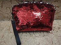 Женские кошельки паетками стильный сделано в Укриана только ОПТ, фото 1