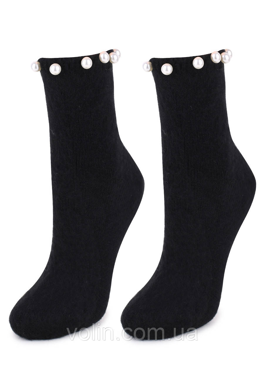 Носки тёплые женские Marilyn Angora Perly N35