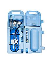 Баллон кислородный в пластиковом футляре 2 л, фото 1