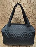 Качество женские сумка стеганная Сумки-мода Стильная/ дутики женская спортивная  только оптом, фото 4