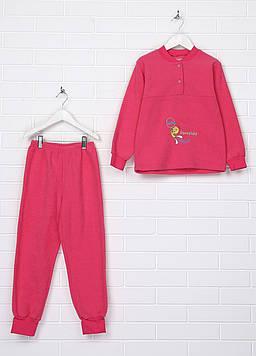 Пижама Odetta 122-128 Розовый (MA-1538-09_Pink)