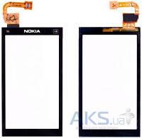 Сенсор (тачскрин) для Nokia X6-00 with frame Original