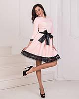 Платье юбка в сборочку в расцветках 26133, фото 1