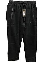 Брюки зимние Shooter прямые 7644 мужские теплые спортивные штаны Шутер  Черные