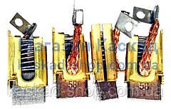 Комплект щеток для электродвигателя гидроборта Dhollandia