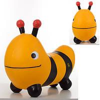 Прыгун Пчела резиновая, игрушка-прыгун