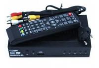 ТВ ресивер DVB-T2 HD цифровой эфирный приемник тюнер 1080p USB