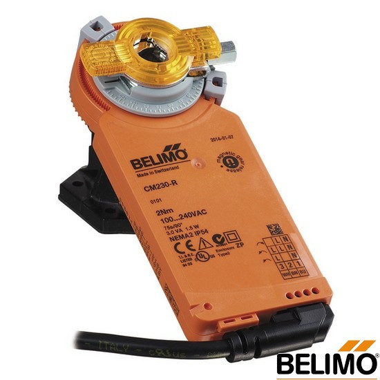 Электропривод воздушной заслонки Belimo CM230-L