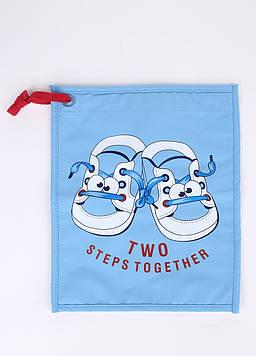 Сумка для обуви Prenatal one size Голубой (CO41W11AN_LBlue)