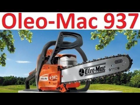 Бензопила Oleo-Маc 937
