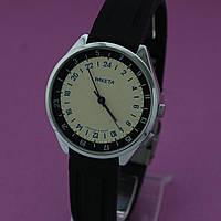 Ракета 24 часа наручные механические часы СССР , фото 1