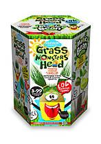 "Набор ""Grass monsters head"" Lol Веселая травка"