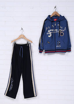 Комплект (Куртка, штаны) Didi Cerf 128 синий (GGR-SF-201018_Blue)