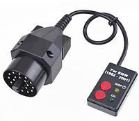 BMW Reset 1982-2001 прибор сброс сервисных индикаторов интервал ламп масл  BMW 1982-2001 Oil Reset Service Too
