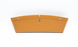 Автомобільний кишеню-органайзер Type-2 Brown з логотипом KIA штовхав для автомобіля подарунок