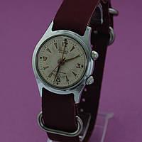 Сигнал механические часы с будильником СССР  , фото 1