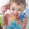 Водопад Кораблики-Пирамидка на подставке для игры в ванной, фото 2