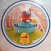 Водопад Кораблики-Пирамидка на подставке для игры в ванной, фото 3