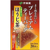 Японский чай Hougi
