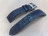 Ремешо из Крокодила для часов Balmain , фото 1