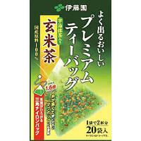 Японский чай Генмайчя