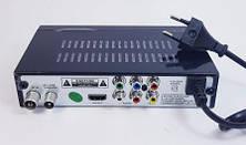 Тюнер Т12 DV3 металлический корпус цифровой эфирный ресивер, фото 2
