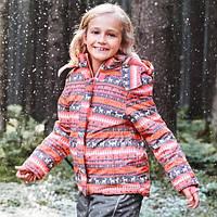 Тёплая  зимняя куртка  ТМ Тopolino, фото 1