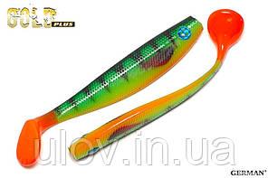 """Съедобный силикон """"Goblin"""" 160 мм / L127 / цвет 4 штуки"""