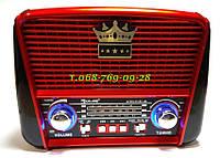 Радиоприёмник ретро GOLON RX-455S