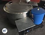 Рекуператор тепла, теплообменник 100 литров для охладителя молока [новый], фото 3