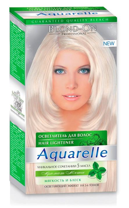 Освітлювач волосся BLON - ON аромат м'яти Agruarelle