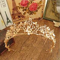 """Корона """"Золотая фея"""""""