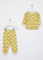 Пижама (кофта, штаны) АЛЕКС 26 Желтый (MA-Alex_Yellow)