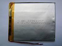 Литиевые аккумуляторы для планшетов (LI-POL) 3795105P 3.7V 5000MAH
