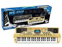 Синтезатор детский HS 4920