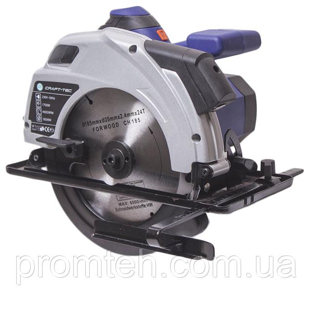 Пила дискова Craft-Tec PXCS-185
