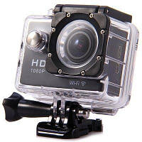 Экшен камера  SPORTS CAM W9 С WI-FI. FULL HD