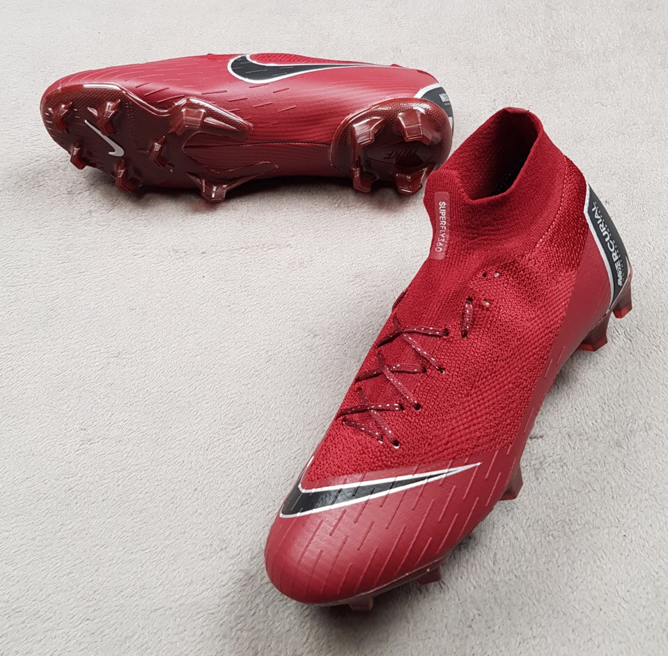 Бутсы Mercurial Superfly 6 Elite FG Rising Fire