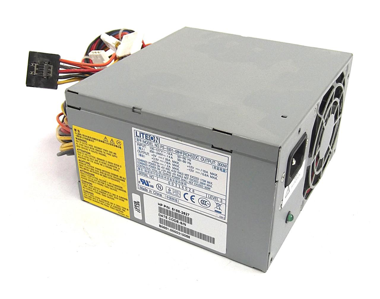 Блок питания Lite-On PS-5301-08HF (300W)