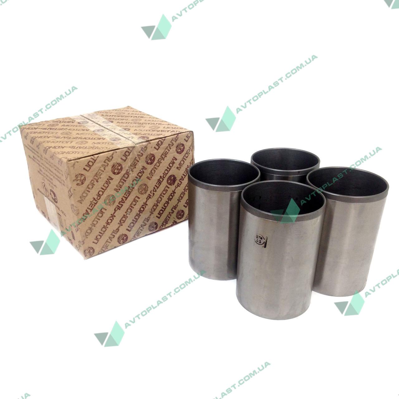 Гильза блока цилиндра Газель,УАЗ дв.4215 (Д=107) (компл.4шт) (пр-во г.Конотоп)