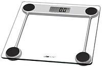Весы напольные 150 кг CLATRONIC PW 3368