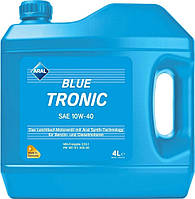 Масло моторное Aral BlueTronic 10W-40 (20484) 4 л.