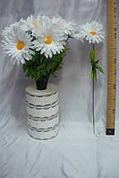 РОМАШКА на ножке, 40 см (50 шт)