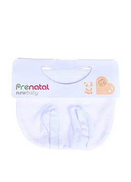 Трусы Prenatal 3-6 Months (62 см) белый (NN833BIS_White)