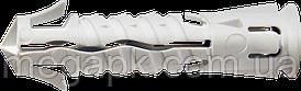Дюбель универсальный T2 нейлон 6х30мм (уп. 1000шт)