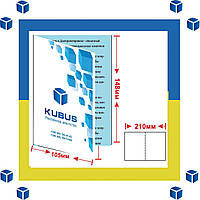 Буклеты А6 (1000 штук/ 130 г/м²/оперативно/любые тиражи)
