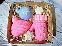"""Подарочный/сувенирный набор мыла для рук """"Зимние праздники"""", фото 1"""